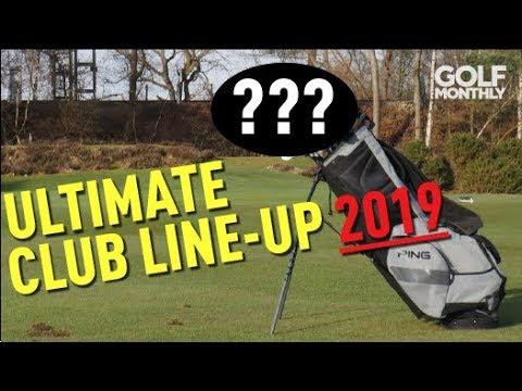 Ultimate Golf Bag Line-Up 2019!! Golf Monthly