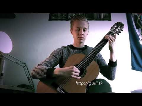 Sigur Ros - Hoppipolla for guitar