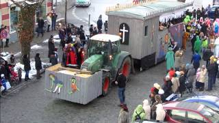 preview picture of video 'Fasching in Dachau teil 2'