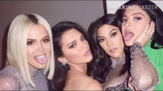 Farina- Como una Kardashian(Lyrics video)