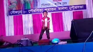 Aankh mare wo ladki aankh maare perform by kushan Karmakar