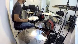 Zolof The Rock & Roll Destroyer - The Way It Goes [DRUM COVER]