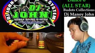 Dj Manoy John - Budots Budots Dance 6 - ALL STAR