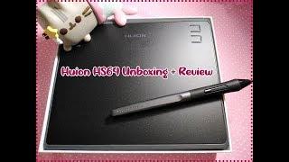 huion hs64 unboxing - TH-Clip