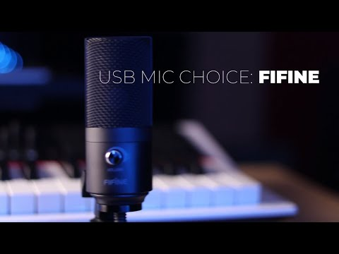 USB Mic Review   Blue Yeti vs Fifine K669