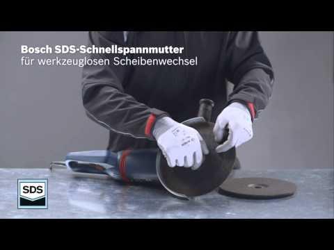 Bosch Winkelschleifer GWS 24-230 JVX Professional