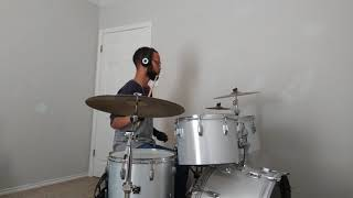 Kurt Carr & The Kurt Carr Singers - Jesus Can Work It Out (Drum Cover)