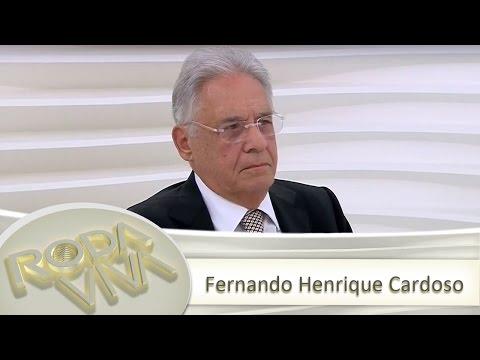 Roda Viva | Fernando Henrique Cardoso | 26/10/2015