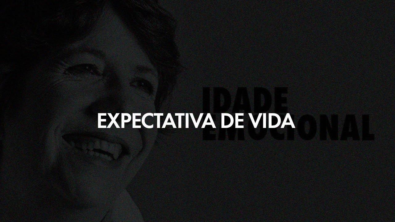EXPECTATIVA DE VIDA por Gisleine Trindade (Telefônica Brasil) | IDENTIDADES