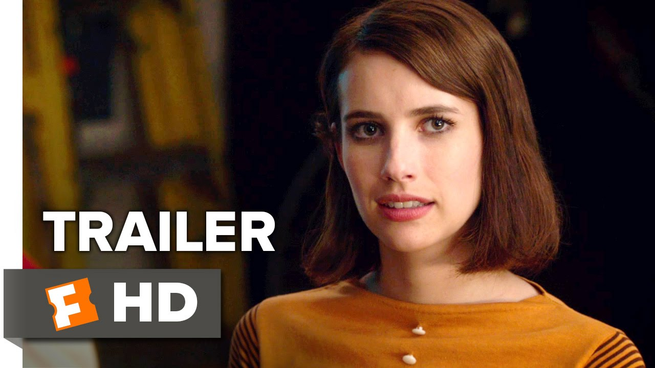 >Ashby Official Trailer 1 (2015) - Emma Roberts, Nat Wolff Movie HD