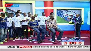 Klabu ya kandanda ya Kawangware United yatua taji la extreme 8: Zilizala viwanjani