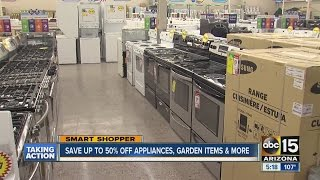 Score BIG deals at new Sears Outlet