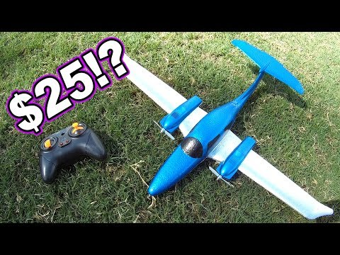 GD-006 Diamond DA62 Cheap RC Airplane Review ✈️