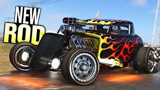 The Crew 2 - NEW HOT ROD - HuP ONE Burning Wheels Edition Customization!