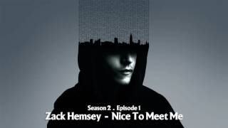 Mr. Robot | Zack Hemsey   Nice To Meet Me
