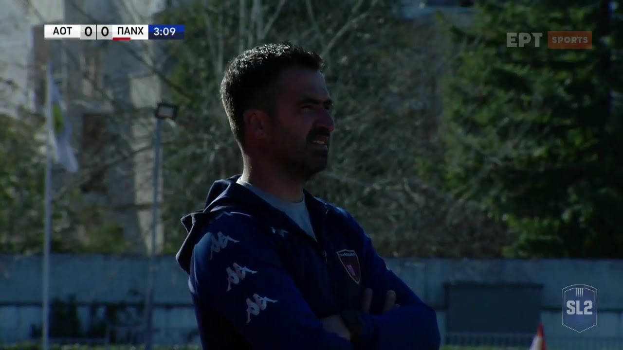 Superleague 2: Τρίκαλα – Παναχαϊκή | 03/03/2021 | ΕΡΤ