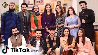 Good Morning Pakistan | Tik Tok Stars Exclusive INTERVIEW | Top Pakistani Show