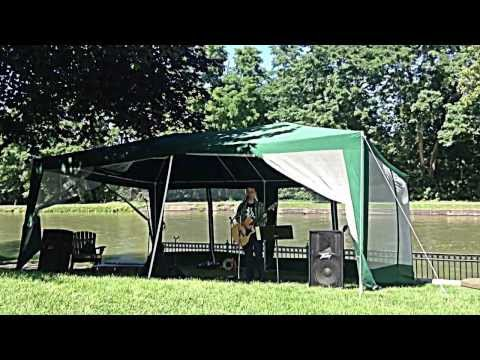 In My Place - Aidan Snyder live @ Basin Bean