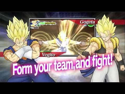 Dragon Ball Z Tenkaichi Tag Team Game  PSP