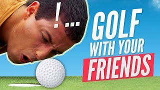 PRAISE THE CANDY GODS - Golf With Your Friends - Candy Land FUNNY MOMENTS
