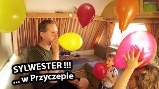 SYLWESTER w Przyczepie Kempingowej !!! - Jak To Wygląda? (Vlog #234)