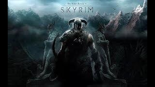 Skyrim #1 побег