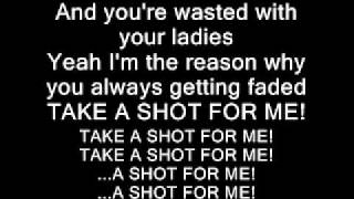 DRAKE SHOT FOR ME LYRICS TAKE CARE