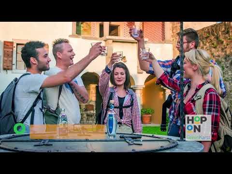 HOP ON Zeleni kras (teaser 2)
