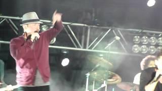 98 Degrees - Michael Jackson Tribute - Mixtape Festival, Hershey, PA 8/18/12