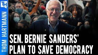 Sen. Bernie Sanders' Two Solutions to Healthcare & Infrastructure