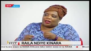 Mbiu ya KTN: Raila Odinga ndiye kinara wa NASA 27/4/2017