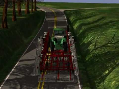 Image of Accident Reconstruction Specialists: Tractor Collision