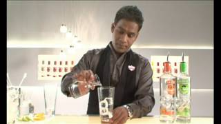 Smirnoff Cocktails with an Indian touch...