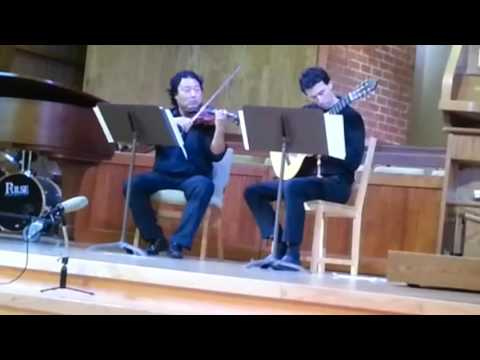 Tango Suite at a church in Torrance