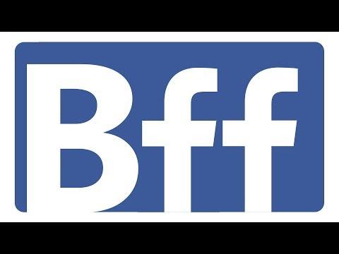 Mini nasrání - Facebook BFF
