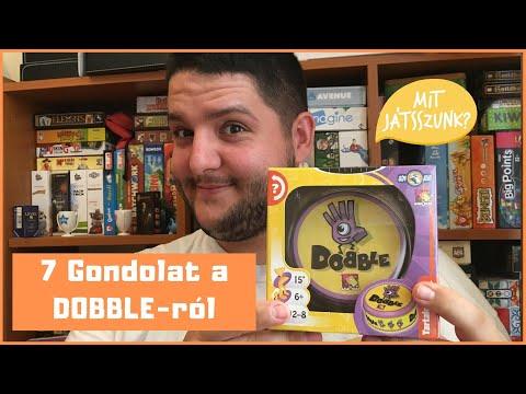 7 Gondolat a Dobble-ról - Mit Játsszunk?