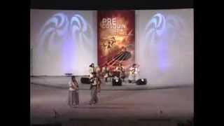 Pareja Tradicional Cosquin - Mejor Bailarin 2014