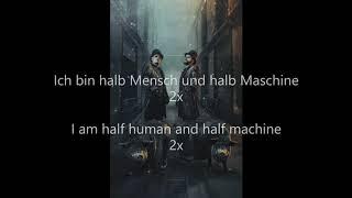 Musik-Video-Miniaturansicht zu Mensch/Maschine Songtext von Die Kreatur
