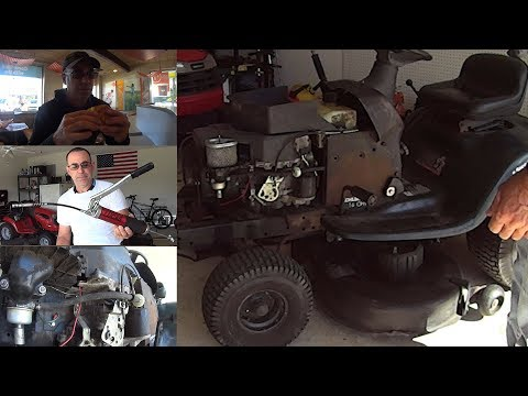 Surging Problem With This Kohler Cv16s Engine On A Scotts Lawn Tractor