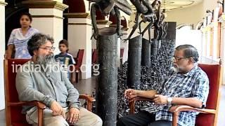 Interview with sculptor K.S Radhakrishnan - Part VIII