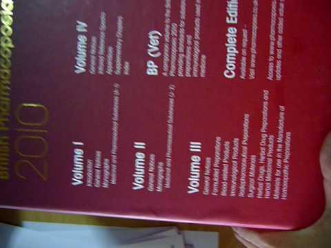 British Pharmacopoeia 2009 Pdf