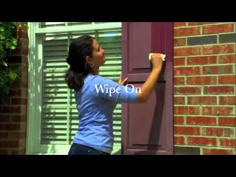 Restore Faded Vinyl Shutters Best Painting Alternate