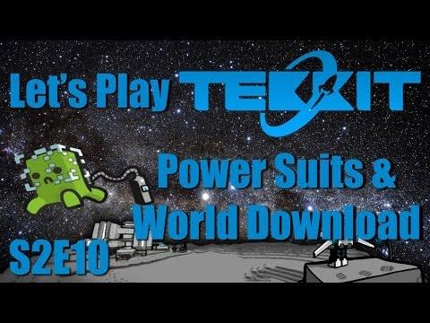DOWNLOAD: Let's Play! Tekkit 1 6 4! 03: Power Armor Mp4, 3Gp
