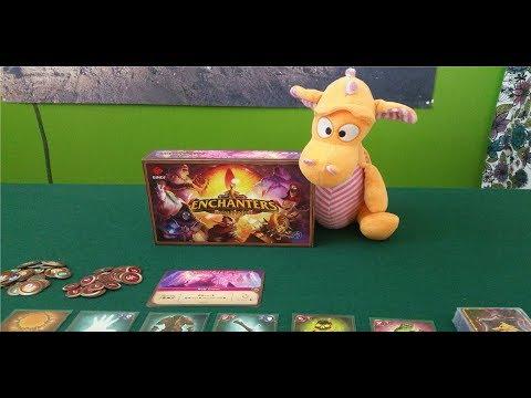 Enchanters - Gameplay Runthrough