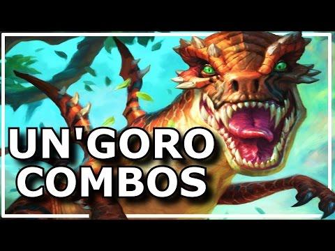 安戈洛最猛COMBO