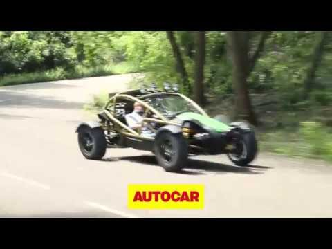 Ariel Nomad video teaser - review coming soon to Autocar