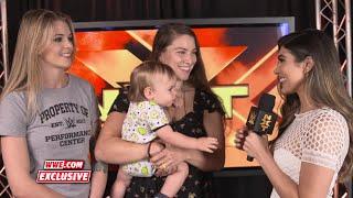 Jessamyn Duke & Marina Shafir on a potential showdown with WWE