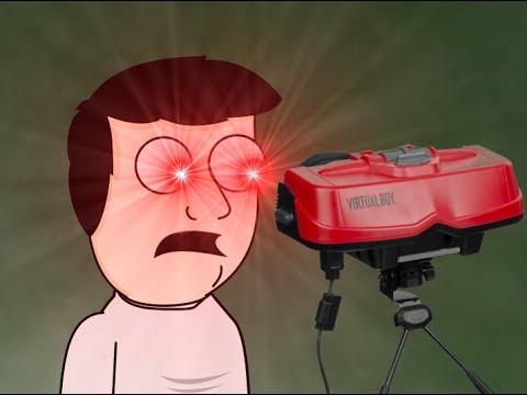 NEJHORŠÍ KONZOLE? | Virtual Boy