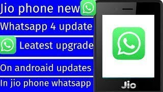 Jio phone new upeate today | How to install jb store and