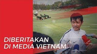Masa Depan Indra Sjafri di Timnas Indonesia Jadi Perbincangan di Media Vietnam
